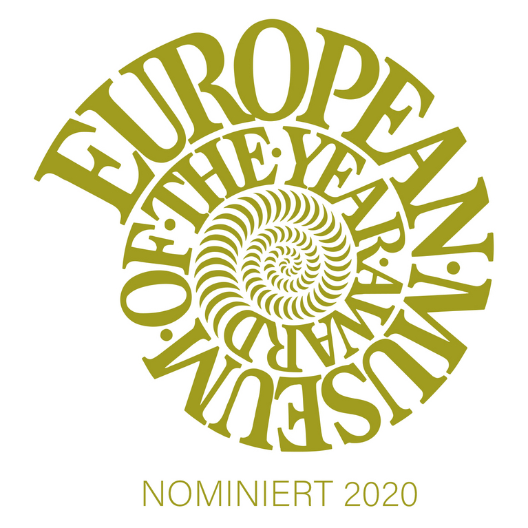 Logo des European Museum of the Year Award